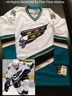 RARE Mid 2000s Alex Ovechkin Washington Capitals Teal 3rd Color Alternate Jersey