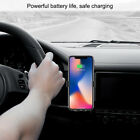 Fast Qi Wireless Car Charger Air Vent Holder for Samsung S8 iPhone XS MAX XS US%