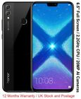 Huawei Honor 8X 6.5&quot; Full Screen Kirin 710 2.2GHz Dual AI Cameras 20MP  <br/> Large 3750mAH Battery / UK Stock and Tracked Postage