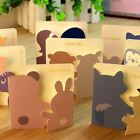 Cute Animal Small Gift Cards Creative Mini Greeting Cards For Kids Idea for Birt