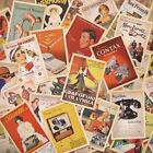 32pcs/lot Classic old Photos Style Postcards Cartoon Post Card Poster Drawing Gr