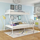 Triple Sleeper Metal Bunk Bed  Single Double Triple 3 Person for  Children Kids