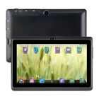 7  Tablet PC 8G Android 4.4 Quad-Core Dual SIM &Camera Phone Wifi Phablet HD UK
