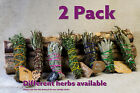 Smudge Sticks Handmade - Sage Thyme Rosemary Cleansing Negativity Yorkshire UK