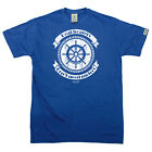 Sailing T-Shirt Funny Novelty Mens tee TShirt - Real Boaters Dont Need