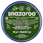 Snazaroo Face Paints - Face &amp; Body Paint Make Up Fancy Dress Party Makeup 18ml <br/> ****** &pound;2.65 each or Buy 12 or more and get 3 FREE ****