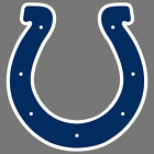 Indianapolis Colts NFL Car Truck Window Decal Sticker Football Laptop Yeti Wall $3.49 USD on eBay