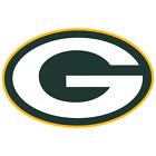 Green Bay Packers NFL Car Truck Window Decal Sticker Football Laptop Yeti Bumper $3.99 USD on eBay