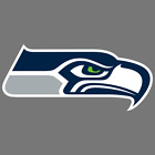 Seattle Seahawks NFL Car Truck Window Decal Sticker Football Laptop Bumper $2.99 USD on eBay