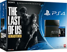 Sony PlayStation 4 The Last of Us Remastered Bundle 500gb Console PS4 System