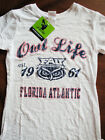 FAU Florida Atlantic University Owls, Owl Life Ladies Junior Burn Out