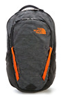THE NORTH FACE VAULT BACKPACK -DAYPACK Laptop Sleeve Gray Orange Green Pink New