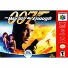 .N64.'   '.007 The World Is Not Enough.