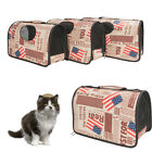New Dog Cat Soft Portable Tote Carrier House Kennel Pet Travel Bag Cage S/M/L
