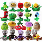 Plants vs Zombies 2 Soft Baby Staff Toy PVZ Plush Stuffed Doll Figures Gift Gam