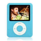 """iPod Style Up To 32GB 1.8"""" LCD MP4 MP3 Music Video Media Player With FM Radio"""