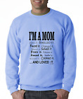 Long Sleeve T-shirt Unique I'm A Mom Mother Mommy Seen Smelled Heard It All