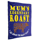 Kitchen Cooking Tea Towels - Mums Roast Meat Cooking - Cooking Cleaning