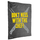 Kitchen Cooking Tea Towels - Dont Mess With The Chef - Cooking Cleaning