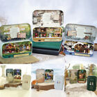 Внешний вид - DIY Dollhouse Miniature 3D Doll House Box Theatre Kid Toy Gift In A Happy Corner