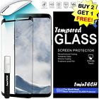 ✔ Tempered Glass Screen Protector HD Premium FOR SAMSUNG GALAXY S10/S9/S8 & Plus