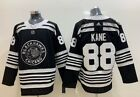 Chicago Blackhawks Hockey Adidas Jersey Winter Classic 2019 Patrick Kane 88 SEWN