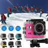 7930 1080P 4K Ultra HD Sport Action Camera 30m Travel Kit Video DVR DV Wifi