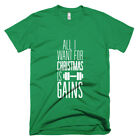 Men's Christmas Casual Short Sleeve T-shirt For Men