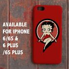 Funny Betty Boop for iPhone Case XS MAX XR etc $27.33 CAD on eBay