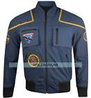 Star Trek Blue Cotton Enterprise Jonathan Archer Jacket on eBay