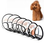 Dog Cat Cone Collar Pets Bathing Wound Healing Anti-Bite Protector Cover US SALE