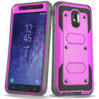 Samsung Galaxy J7 V 2018/Refine/Star/Crown/S7 Phone Case Armor Clip SCREEN COVER