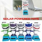 Movelty Solar Powered Dancing Shark Dashboard Doll Toy Home Auto Car Ornament