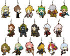 Fate/Apocrypha Anime Game Rubber Strap Keychain Charm KUJI L Reward Part 2