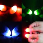 2* Magic Super Bright Light Up Thumbs Fingers Trick Appearing Lights Close-Up