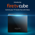 Fire TV Cube, hands-free with Alexa and 4K Ultra HD (includes all-new Voice Remo
