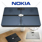 Body Composition | Muscle, Weight Nokia Body+ Smart Fitness Wi-Fi Bathroom Scale
