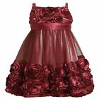 Bonnie Jean Girl Outfit/Dress 2T 3T 4T christmas
