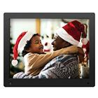 NIX Advance Hi-Res Digital Photo Frame, Motion Sensor X08E, LED Backlit Display