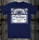 DALLAS KINGS OF FOOTBALL   THE OFFICIAL COWBOYS Genuine Fan Tailgate  T- Shirt on eBay