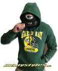 New Era Aparell Greenbay Packers NFL Hooded Sweater Archie Hoody Kapuze Size  L
