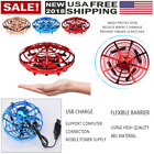 US Kids Toys Smart Mini Hand Control Induction Helicopter Drone Flying Toys Gift