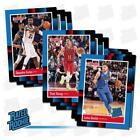 2018 Panini 1988 Donruss Retro Rated Rookies Basketball Pick Your Player 1-40 on eBay