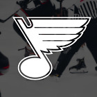 St Louis Blues NHL Logo / Vinyl Decal Sticker $5.97 USD on eBay