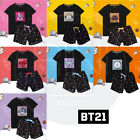 BTS BT21 Official Authentic Goods Spangle Pajamas 7Characters by Hunt +Tracking#