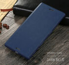 Genuine X-Level 360° Leather Wallet Flip Stand Cover Case For All Sony Xperia