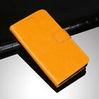 For Homtom S16 S12 S7 S9 Plus S8 HT70 Magnetic Slim PU Leather Flip Case Cover
