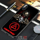New 90LinkinPark79Skull Cover iPhone7 8 X XR XS XS Max Samsung GalaxyS7 8 9 Case