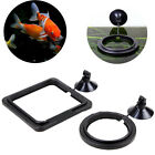 Feeding Ring Aquarium Fish Tank Station Floating Food Tary Feeder Square XI