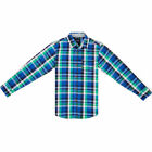 Nautica Toddler Boys' Mason Plaid Long Sleeve Shirt (2T-4T)